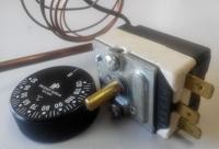 Термостат рабочий 30-120гр.16А 400В